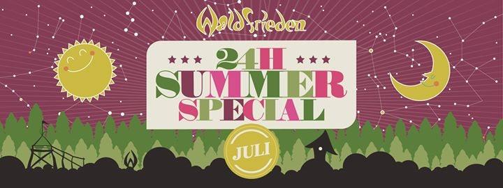 24H Summer Special Juli 21 Jul '18, 16:00