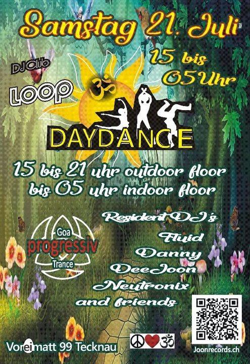 DayDance Proggi Goa 21 Jul '18, 15:00
