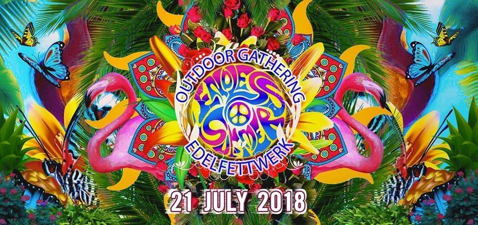 Endless Summer 2018 21 Jul '18, 14:00