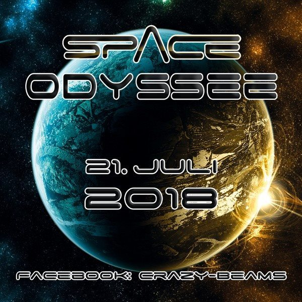 Space Odyssee 2018 / The 4th Episode 21 Jul '18, 15:00