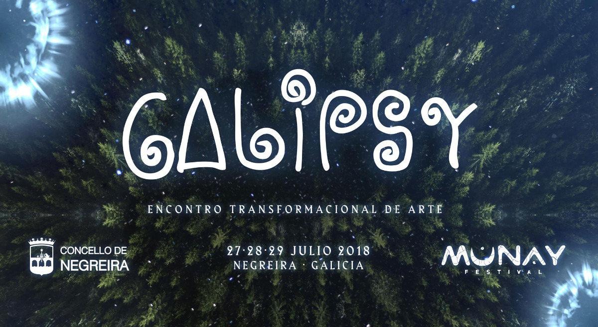 GALIPSY - Encuentro Transformacional de Galiza 27 Jul '18, 18:00