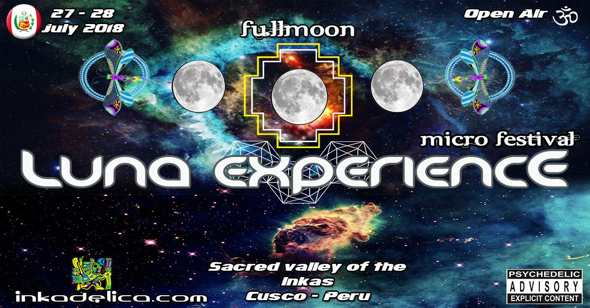 Luna Experience! 27 Jul '18, 14:00