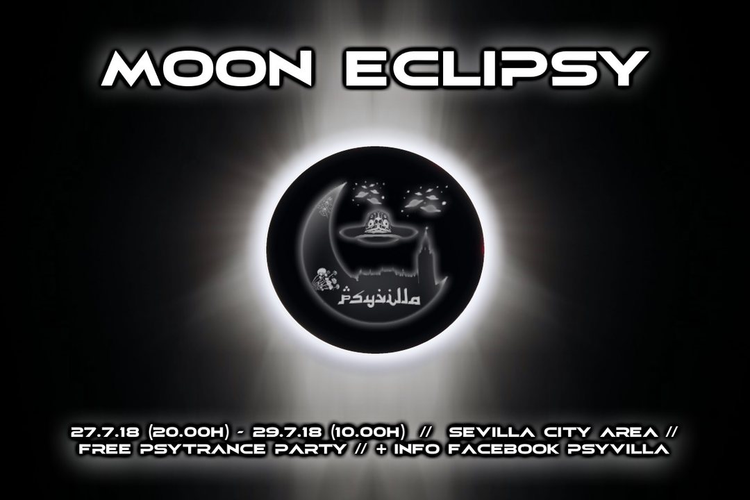 MOON ECLIPSY 27 Jul '18, 20:00