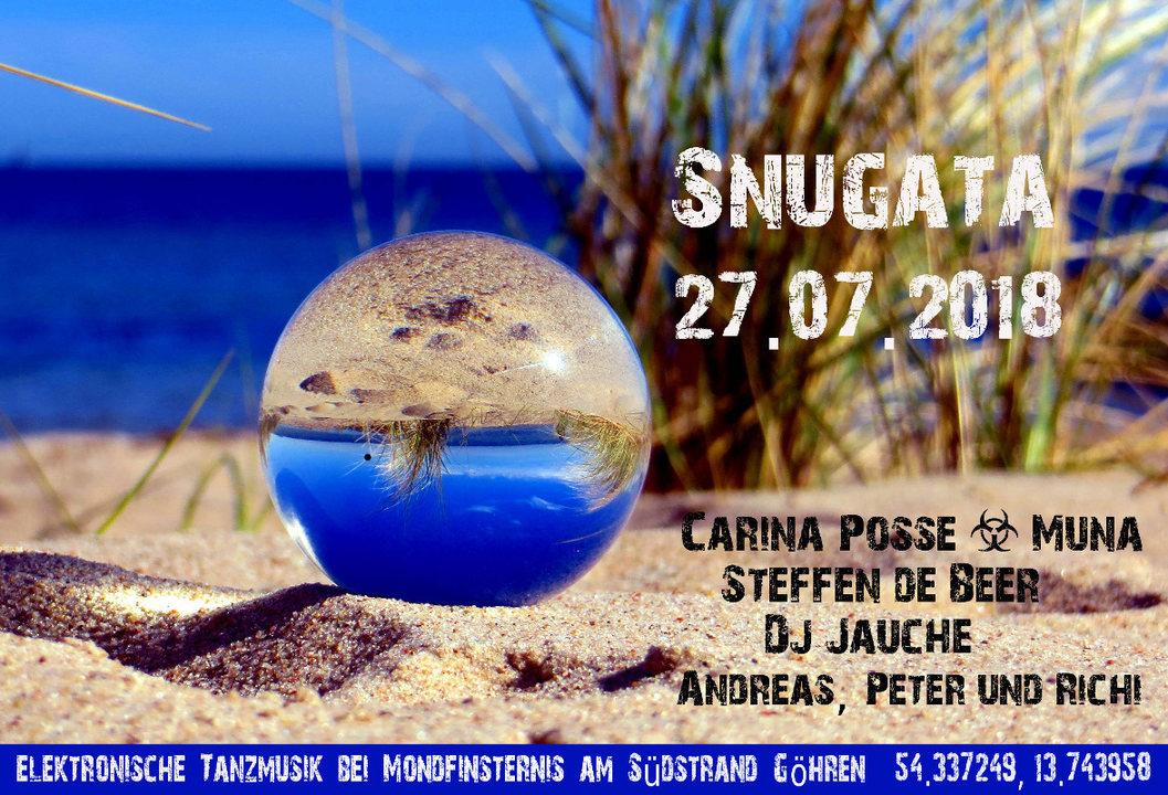 Snugata Strandparty 27 Jul '18, 17:00