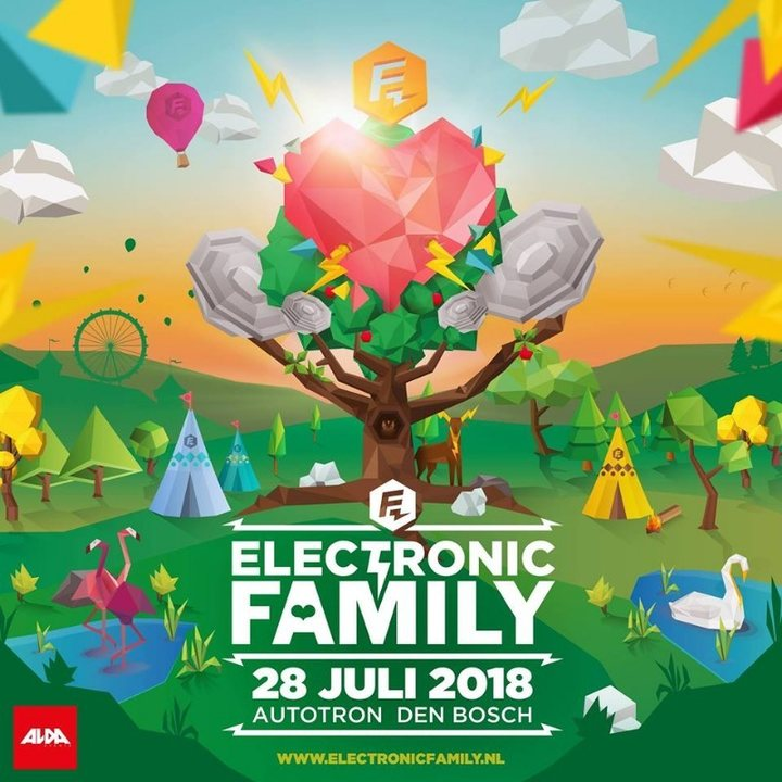Electronic Family 2018 28 Jul '18, 12:00