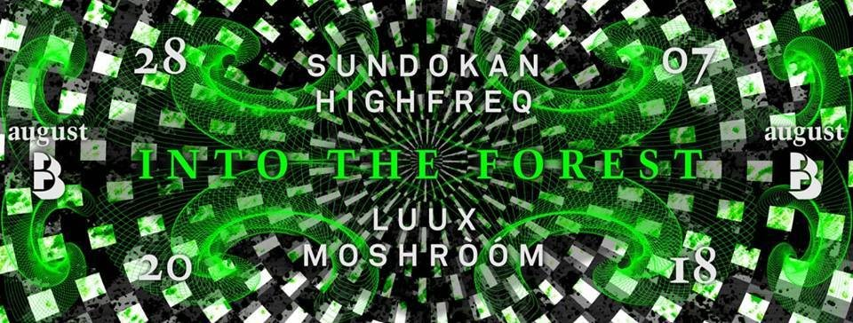 •●Into the forest●• 28 Jul '18, 23:30