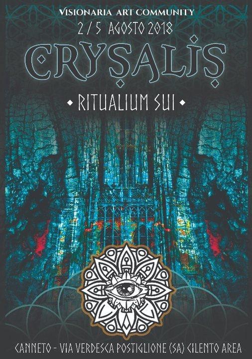 Crysalis: Ritualium Sui 1 Aug '18, 18:00
