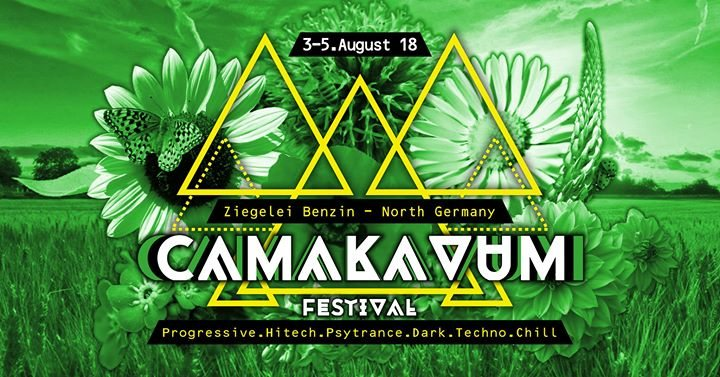 ·•● CaMaKaVuM Festival ●•· 3 Aug '18, 12:00