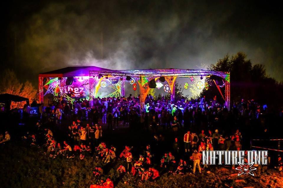 VIBEZ Prod / Magic Circus / Open Air Goa Floor / Nature One 2018 3 Aug '18, 20:00