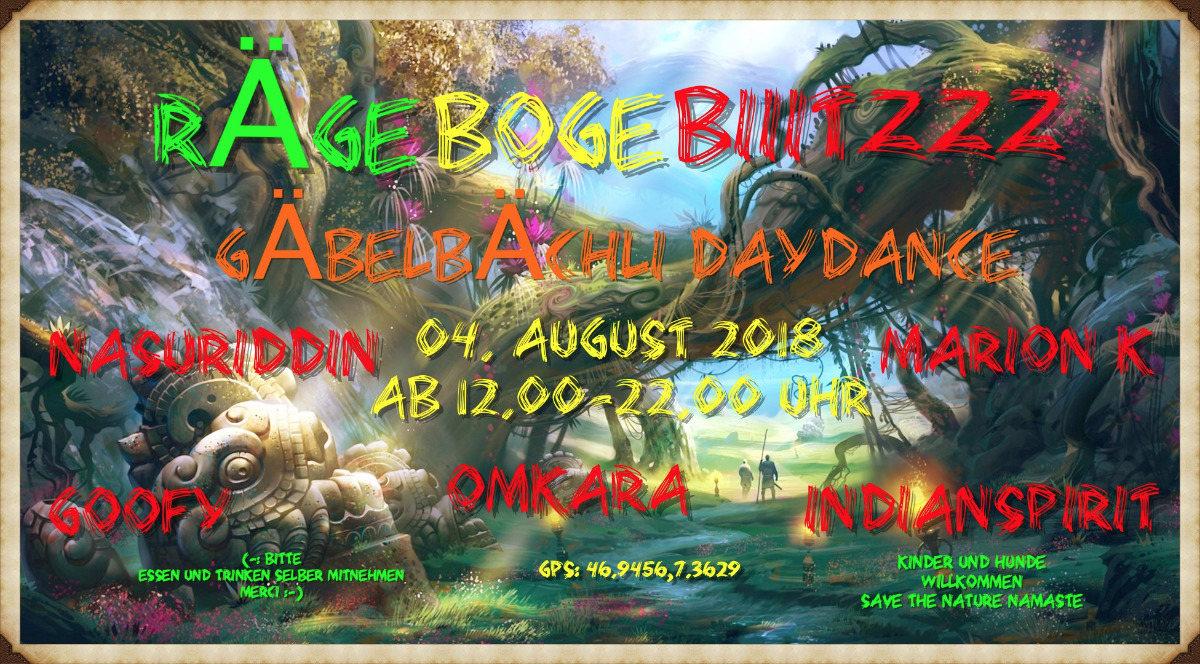 DayDance 4 Aug '18, 12:00