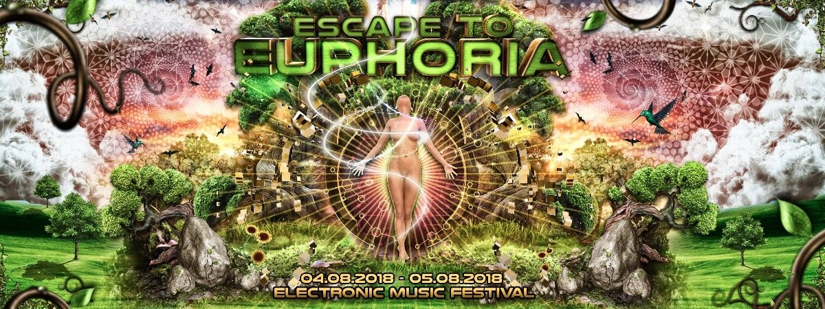 Escape to Euphoria 4 Aug '18, 15:00