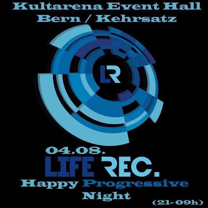 Happy Progressive Night 4 Aug '18, 21:00