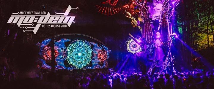 MoDem Festival 2018 (Momento Demento) 6 Aug '18, 16:30