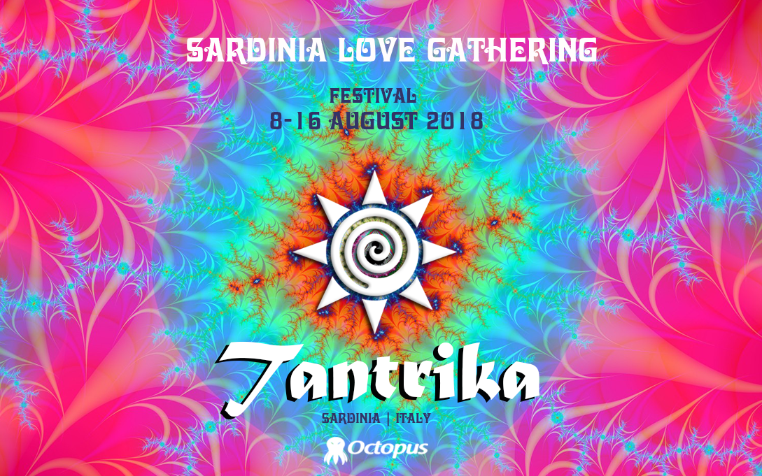 Tantrika ॐ Love Gathering 2018 8 Aug '18, 18:00