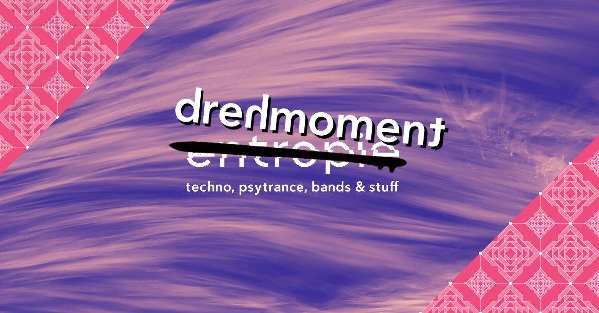 Drehmoment: (no) entropie festival – back to Mensch Meier 10 Aug '18, 18:00