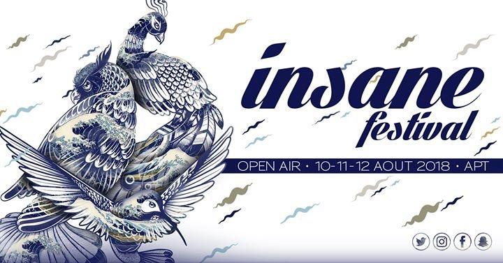 Insane Festival 2018 10 Aug '18, 12:00