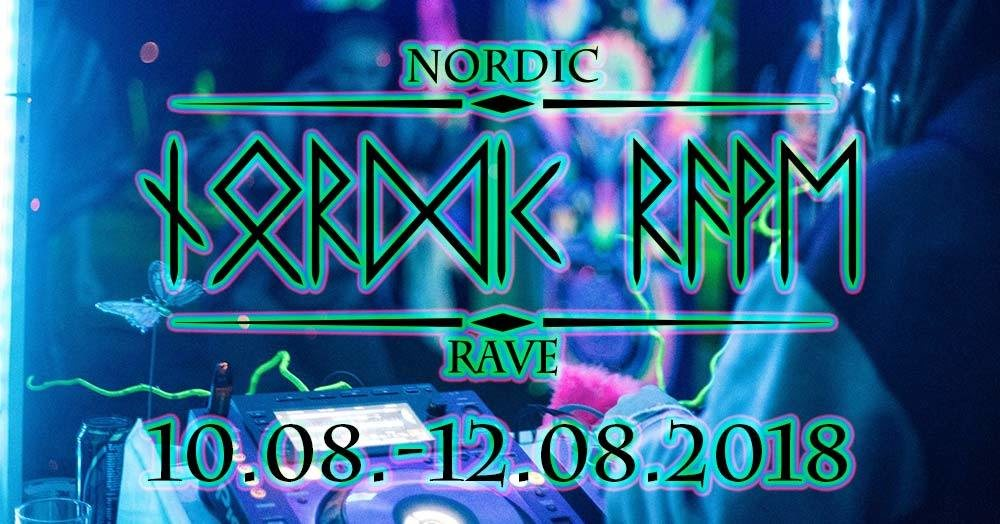 Nordic Rave A7.2 10 Aug '18, 18:00