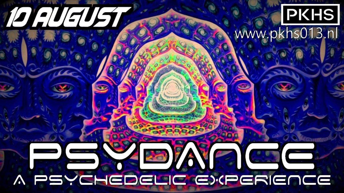 Psydance 10 Aug '18, 22:00