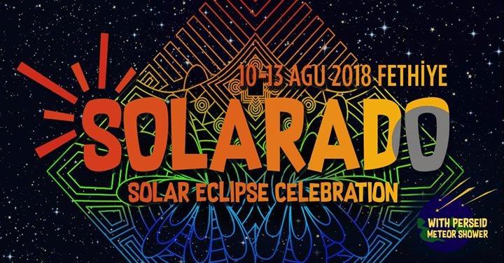 Solarado Solar Eclipse Celebration 10 Aug '18, 20:00