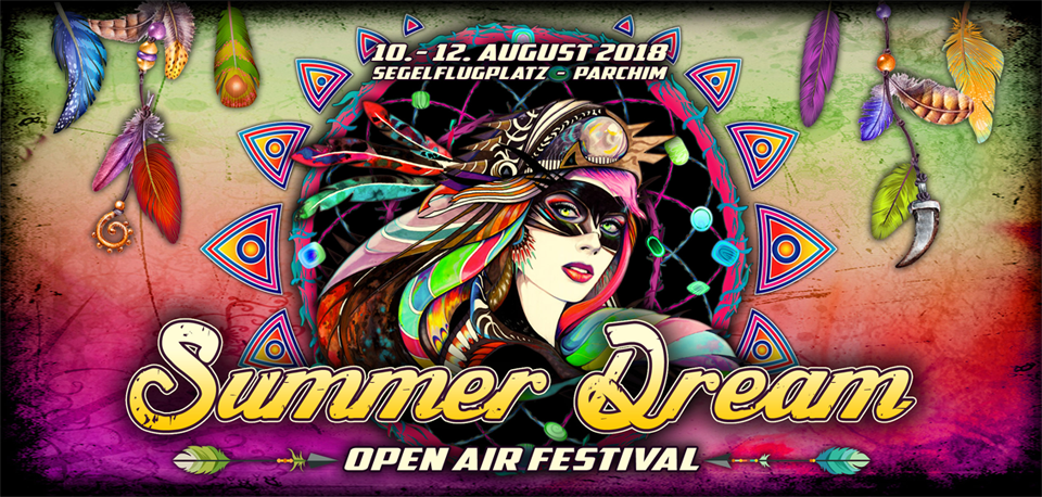 Summer Dream Open Air Festival 2018 10 Aug '18, 18:00