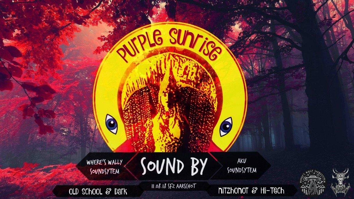 Purple Sunrise 12H of madness 11 Aug '18, 22:00