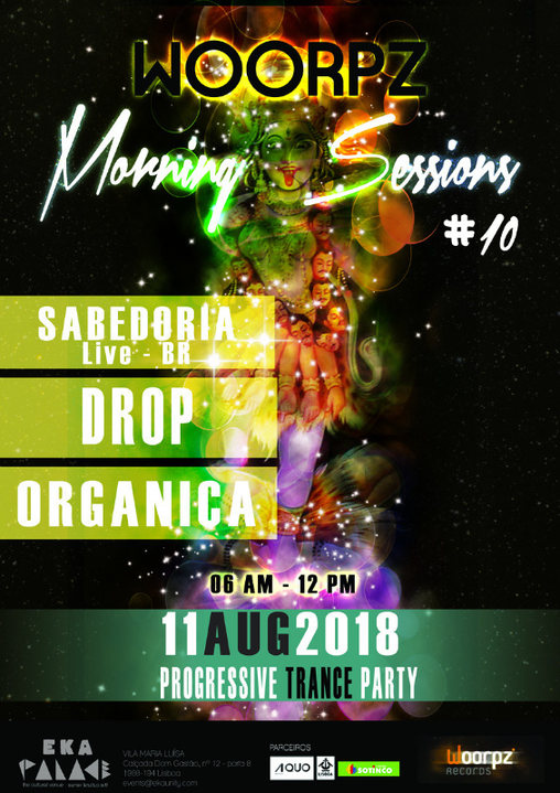Woorpz Morning Sessions #10 11 Aug '18, 06:00