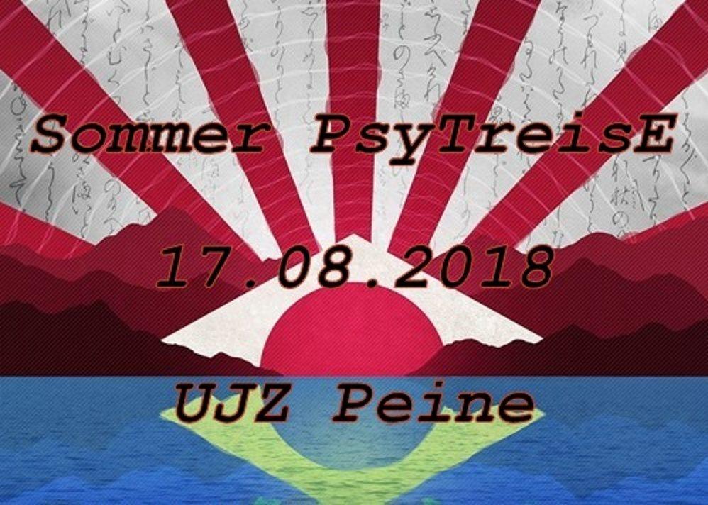 Sommer PsyTreisE 17 Aug '18, 19:00