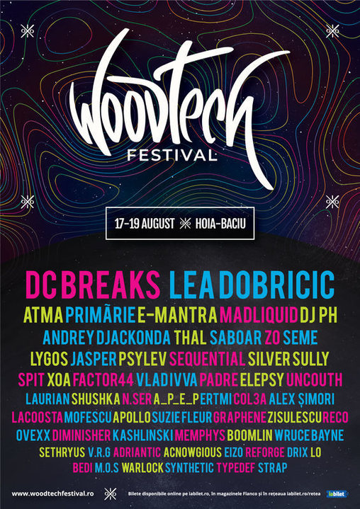WoodTech Festival 17 Aug '18, 18:00