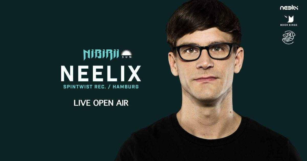 Neelix live: Nibirii Sun Open Air 18 Aug '18, 12:00