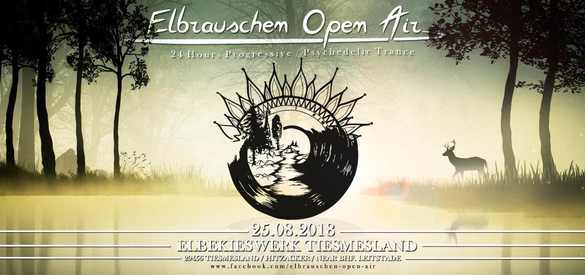 Elbrauschen Open Air 2018 25 Aug '18, 12:00