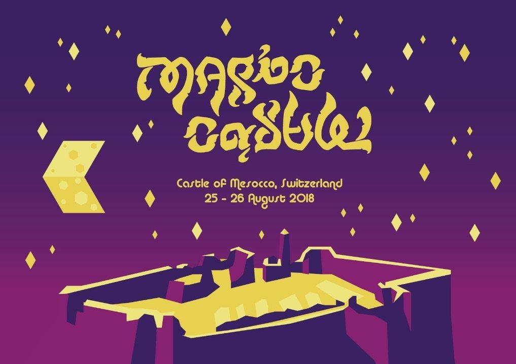 Magic Castle IV / Zero1 Music Label Night 25 Aug '18, 12:00