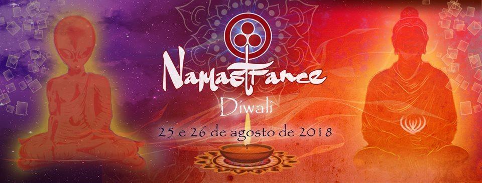 Namastrance | Diwali 25 Aug '18, 18:00