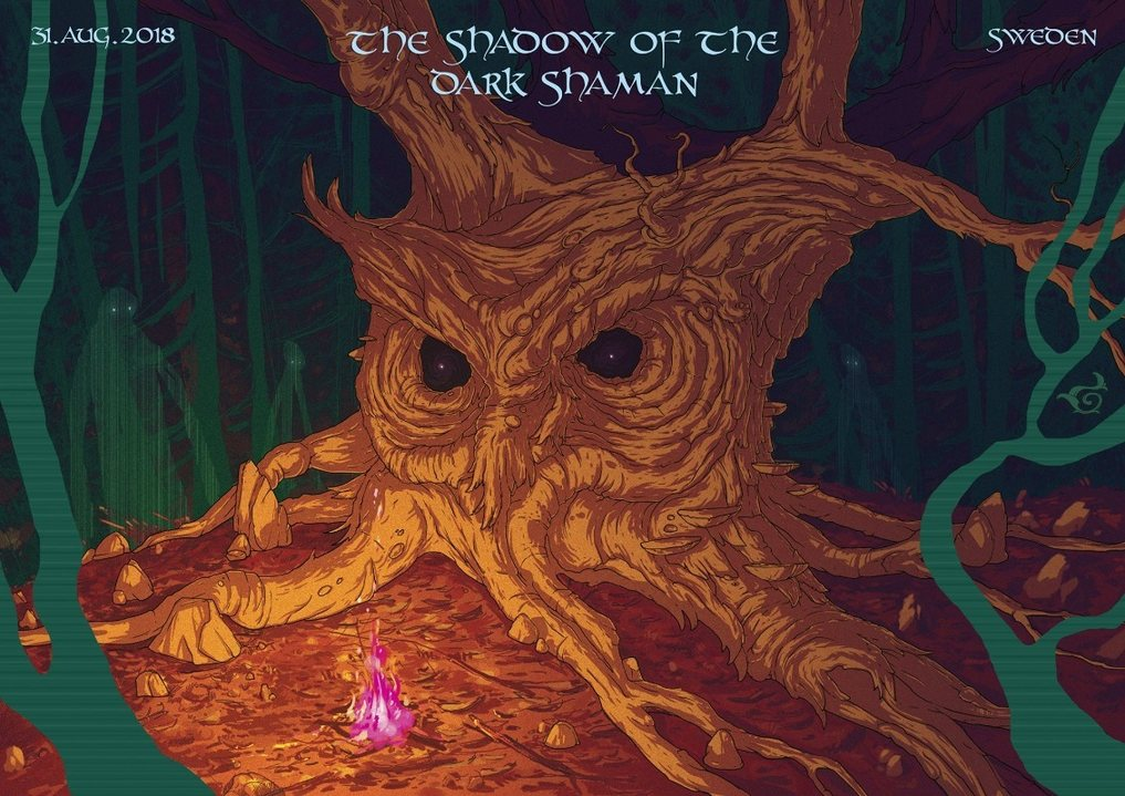 The Shadow Of The Dark Shaman By MindGamers 31 Aug '18, 20:00