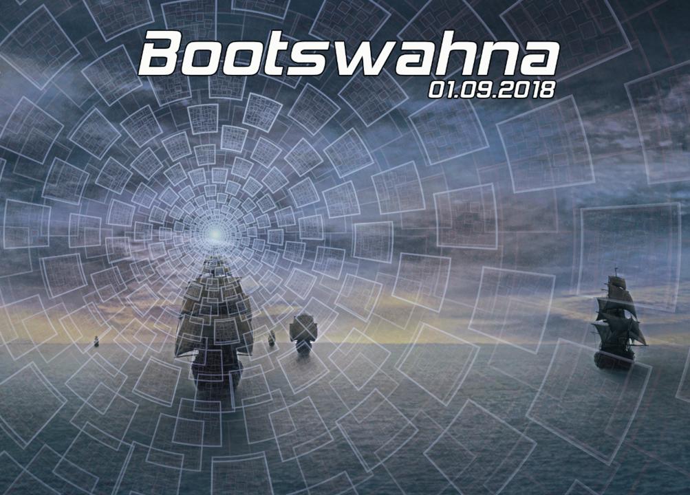 Bootswahna 1 Sep '18, 23:00