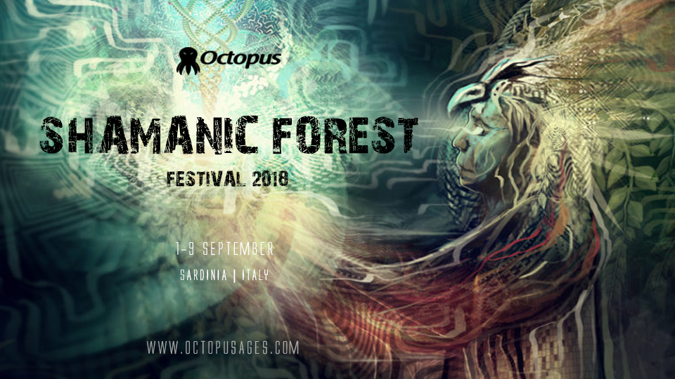 Shamanic Forest ۞ Festival 2018 1 Sep '18, 16:00
