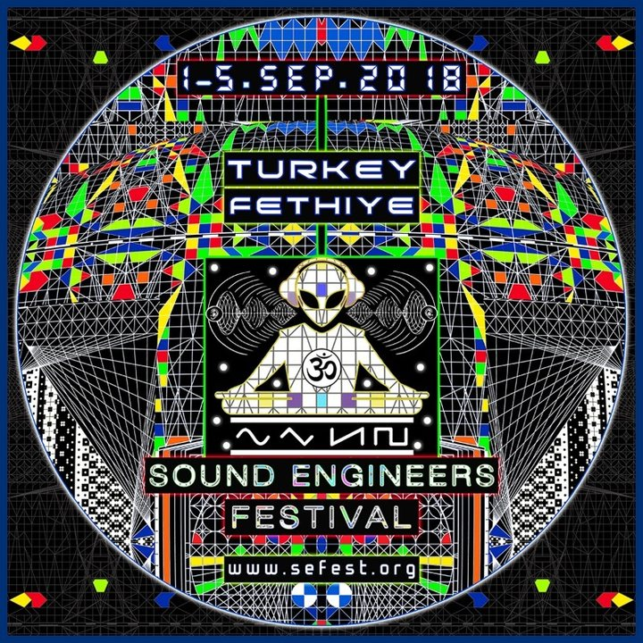 Sound Engineers Festival / 01 - 05.09.2018 @ Turkey 1 Sep '18, 11:00