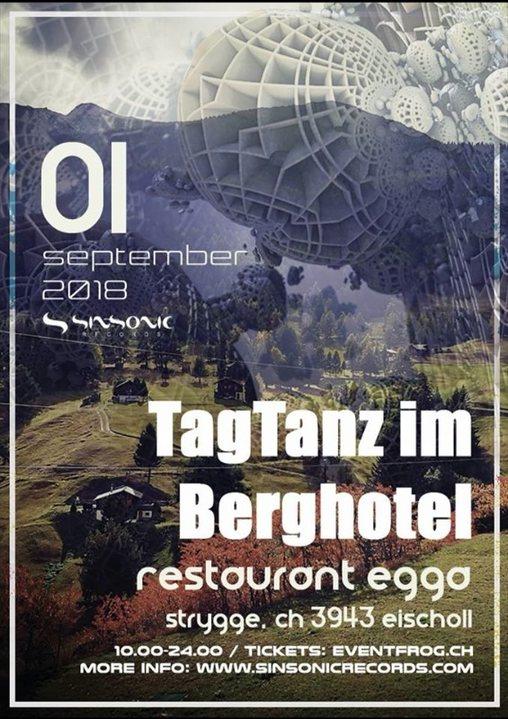 TagTanz im Berghotel 1 Sep '18, 10:00