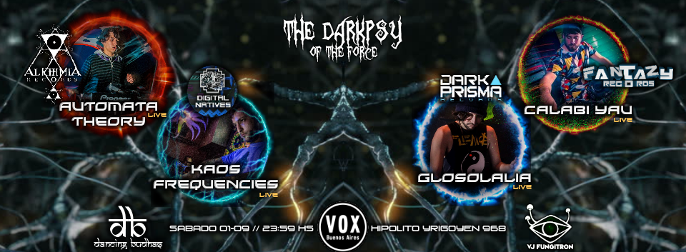 The Darkpsy of The Force 1 Sep '18, 23:30
