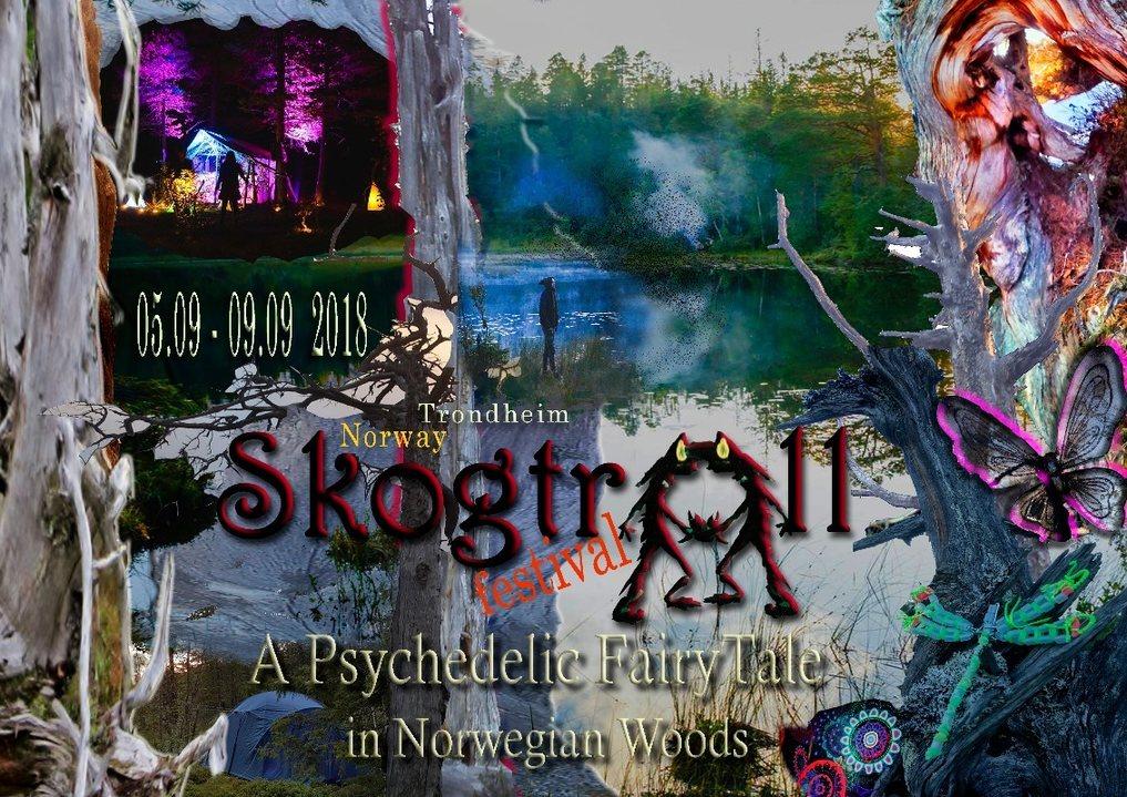 Skogtroll 2018 5 Sep '18, 18:00