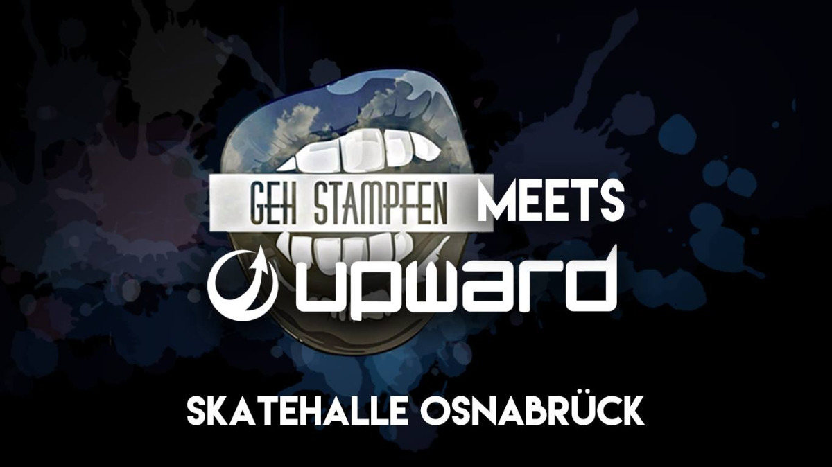 Geh Stampfen meets Upward Records 7 Sep '18, 22:00