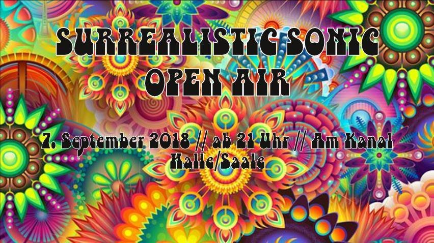 Surrealistic Sonic Open Air 7 Sep '18, 21:00