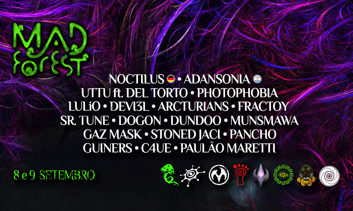 Mad Forest #2 8 Sep '18, 16:00