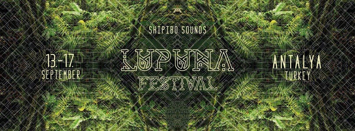 Lupuna Festival 13 Sep '18, 17:00