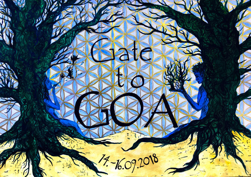 Gate to Goa - Festival 14 Sep '18, 16:00