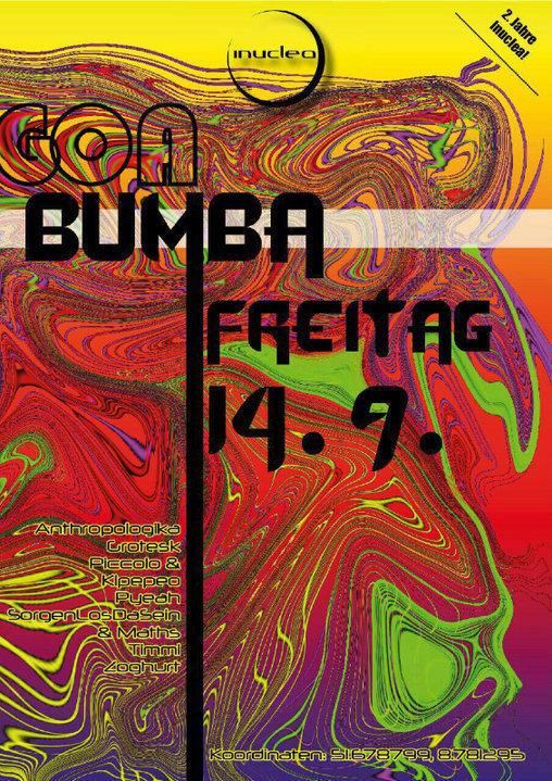 Goa Bumba 14 Sep '18, 23:00