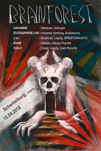 Brainforest III 15 Sep '18, 20:30