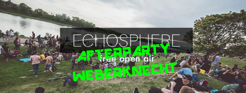 Echosphere Free Open Air AFTERPARTY 15 Sep '18, 22:00