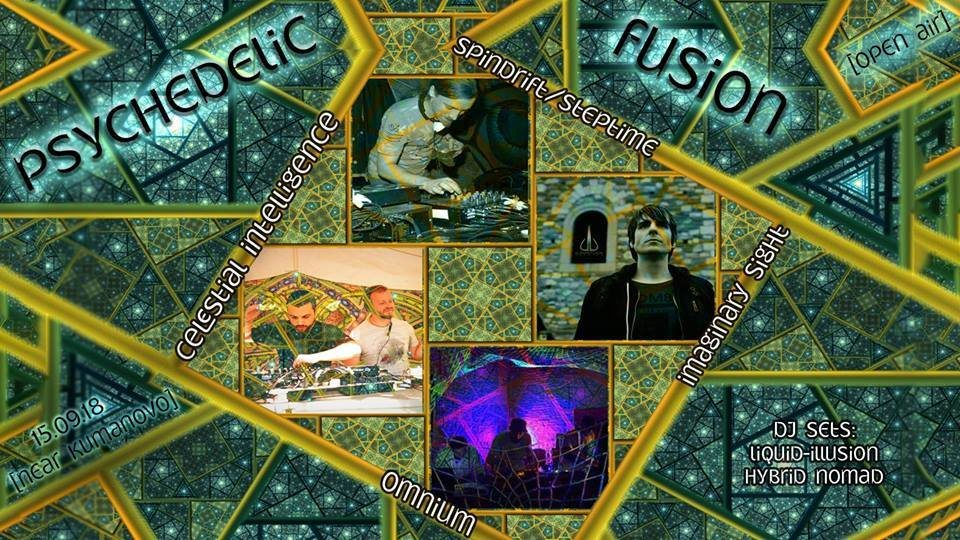 Psychedelic Fusion 15 Sep '18, 22:00