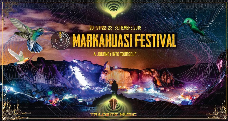 Markahuasi 2018•**Festival de Arte,Espiritualidad y Turismo•** 20 Sep '18, 18:00