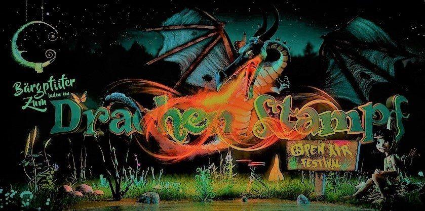 Drachenstampf Festival 21 Sep '18, 17:00